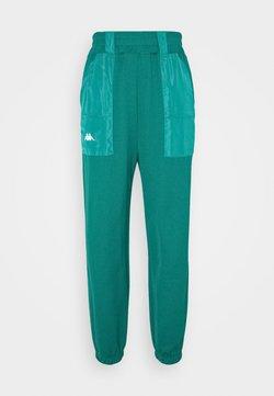 Kappa - IVYNALA - Pantaloni sportivi - shaded spruce