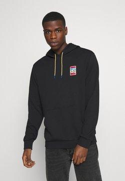 adidas Originals - HOODIE SPORTS INSPIRED  - Kapuzenpullover - black
