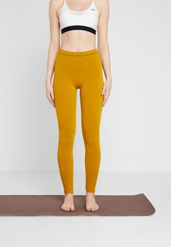 Yogasearcher - ASANA - Tights - curry