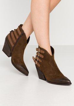 Steven New York - SPOW - Ankle Boot - brown
