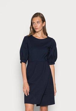 Closet - CLOSET PLEATED A LINE DRESS - Vestito elegante - navy