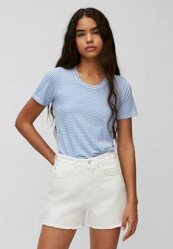 Marc O'Polo DENIM - T-Shirt print - multi/intense blue