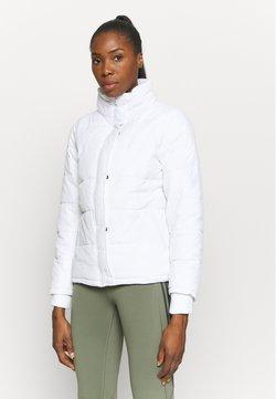 Cotton On Body - THE MOTHER PUFFER - Talvitakki - white
