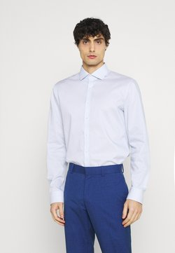 OLYMP No. Six - SUPER SLIM - Businesshemd - bleu