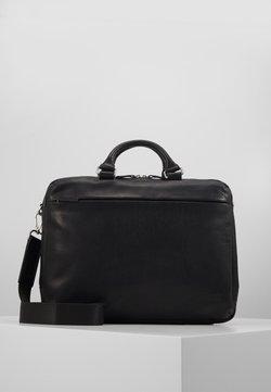 Jost - MALMÖ BUSINESS BAG - Aktentasche - black