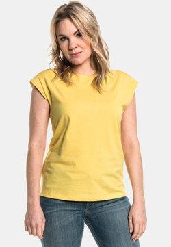 Schöffel - SILVERDALE  - T-Shirt print - - gelb