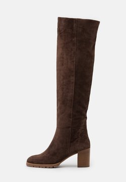 Högl - Over-the-knee boots - dark brown