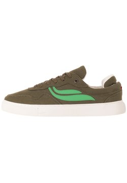 Genesis - Sneaker low - green