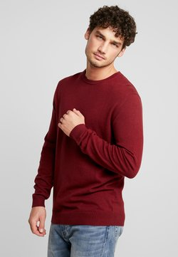 Esprit - Strickpullover - dark red
