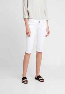 LTB - GEORGET CYCLE - Jeansshort - white