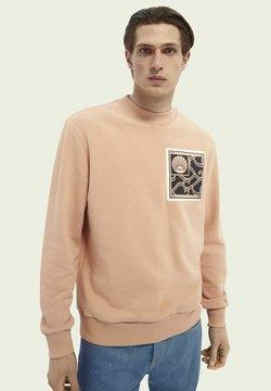 Scotch & Soda - Stickad tröja - pink horizon