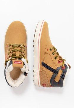 Levi's® - NEW PORTLAND MID - Sneakers hoog - camel