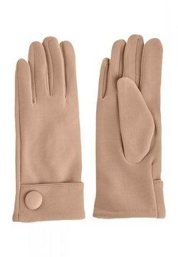 Soyaconcept - Fingerhandschuh - camel