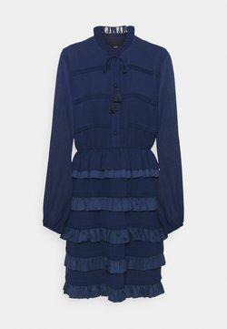 Steffen Schraut - DIVINE DARLING DRESS - Vestido camisero - navy blue
