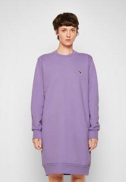 PS Paul Smith - ZEBRA DRESS - Freizeitkleid - lilac