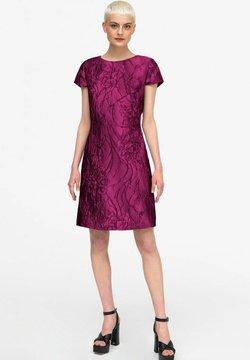 Hexeline - Sukienka koktajlowa - róż