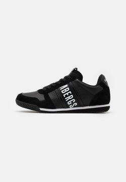 Bikkembergs - ENRICUS - Sneaker low - black/white