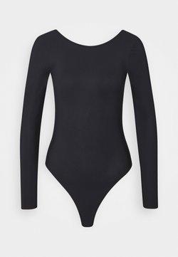 Filippa K - PERFORMANCE BODY - Body deportivo - black