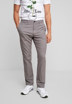 Tommy Hilfiger - DENTON LOOK - Chinot - grey