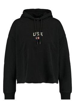 America Today - Hoodie - black