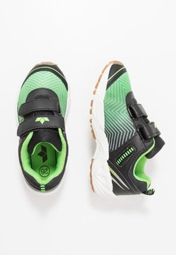 LICO - BARNEY V - Sneakers laag - grün/schwarz