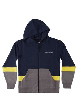 DC Shoes - DOWNING   - Sweater met rits - navy blazer