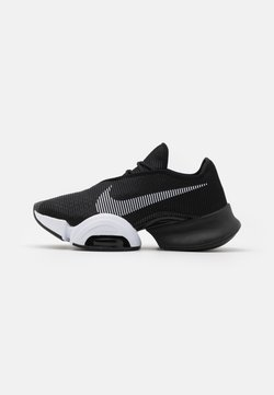 Nike Performance - AIR ZOOM SUPERREP 2 - Kuntoilukengät - black/white/dark smoke grey