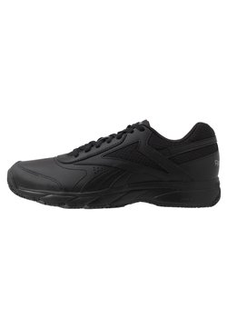 Reebok - WORK N CUSHION 4.0 - Walking trainers - black/cold grey
