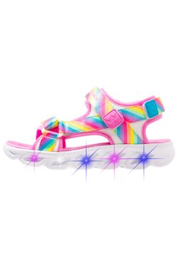 Skechers - STRIPE - Riemensandalette - multicolor