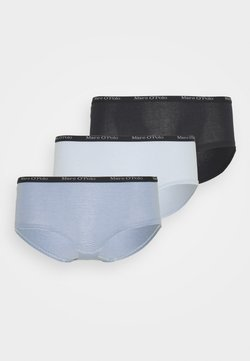 Marc O'Polo - PANTY 3 PACK - Panties - hellblau