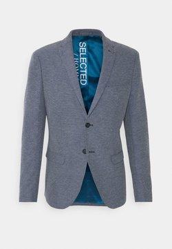 Selected Homme - SLHSLIM MARK - Blazer jacket - blue depths