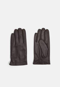 Burton Menswear London - GLOVE - Sormikkaat - brown
