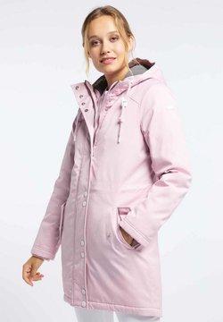 ICEBOUND - Wintermantel - powder pink
