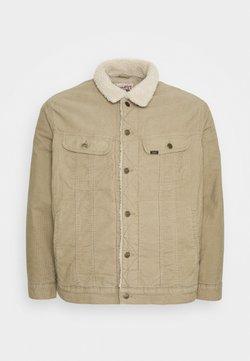 Lee - SHERPA JACKET - Light jacket - beige