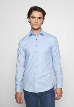 Calvin Klein Tailored - DOBBY EASY CARE SLIM - Businesshemd - blue
