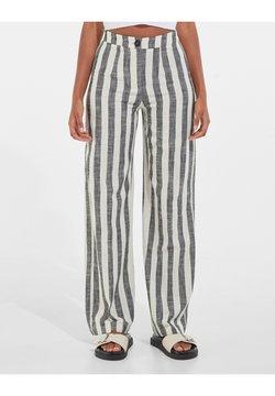 Bershka - Pantalon classique - off-white