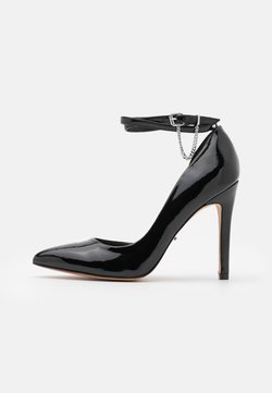 ONLY SHOES - ONLCHLOE CHAIN - Avokkaat - black