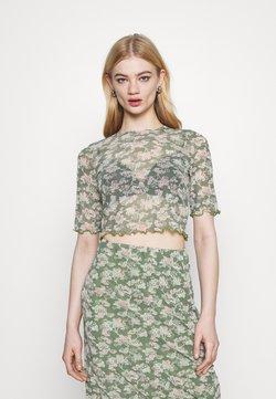 Fashion Union - DREW - T-Shirt print - multi