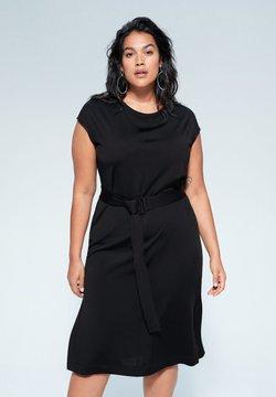 Violeta by Mango - SAFOI - Freizeitkleid - zwart