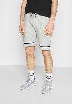 Nerve - ASHLEY - Shorts - grey melange