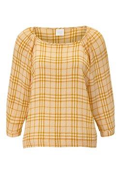 Reken Maar - Bluse - gelb