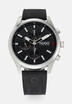 HUGO - CHASE - Montre - schwarz