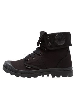 Palladium - PALLABROUSSE BAGGY - Bottines à lacets - black