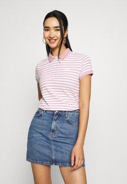 Superdry - STRIPE - Poloshirt - pink