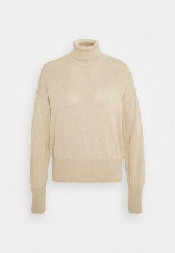 NU-IN - TURTLE NECK - Maglione - beige