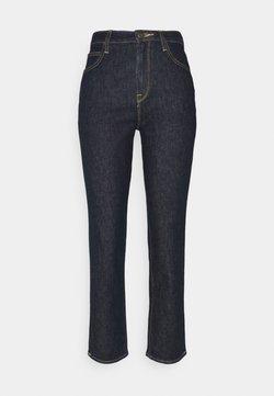 Lee - CAROL - Jeansy Straight Leg - rinse