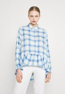 JDY - JDYSTAY HIGH LOW - Hemdbluse - cashmere blue
