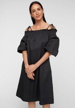 s.Oliver - Korte jurk - black