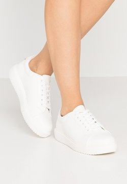 Even&Odd Wide Fit - Sneakers laag - white
