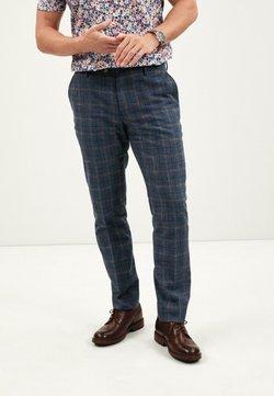 Next - Spodnie garniturowe - light blue